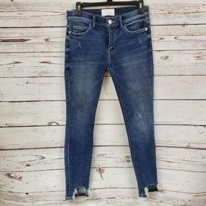 Current/Elliott The Stiletto Skinny Jeans ZAYDEN